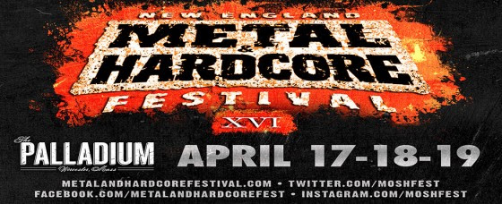 New England Metal And Hardcore Fest