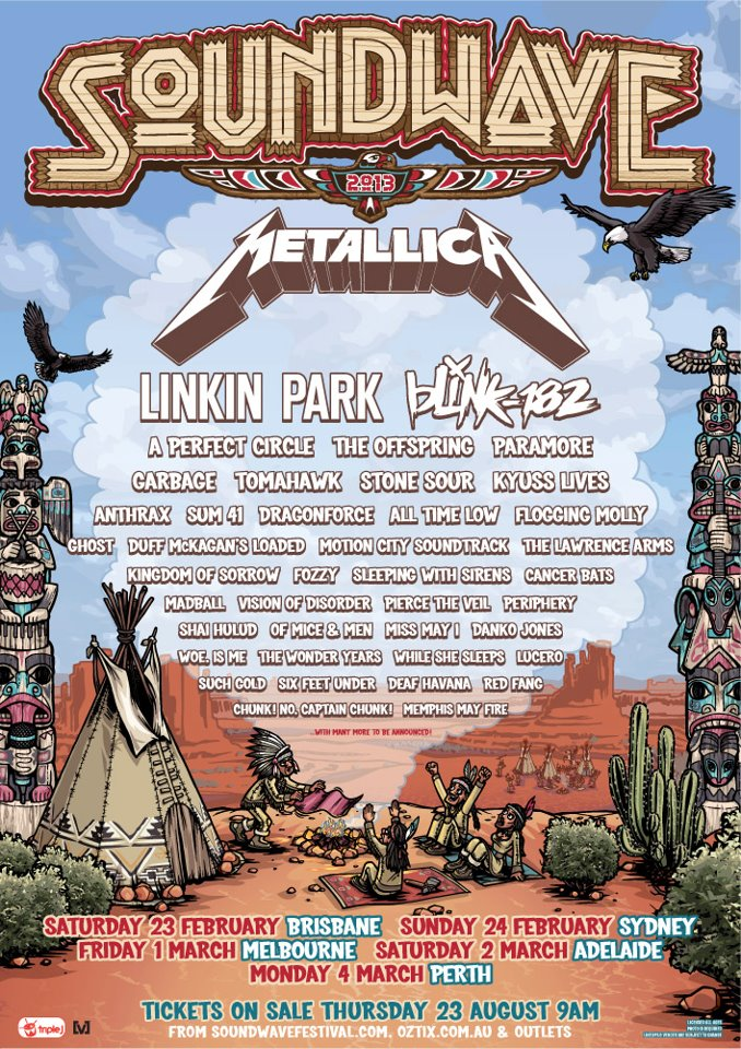 Soundwave Festival