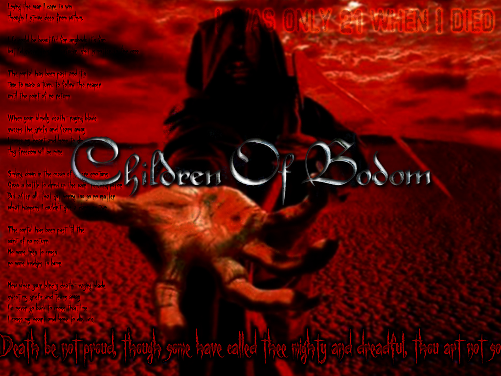 Children Of Bodom Wallpaper
